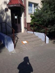 Rokicka 21C schody