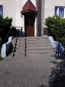 Rokicka 21D schody