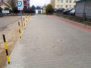droga dojazdowa Władysława Jagiełły
