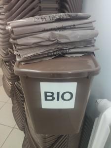 worki na odpady BIO